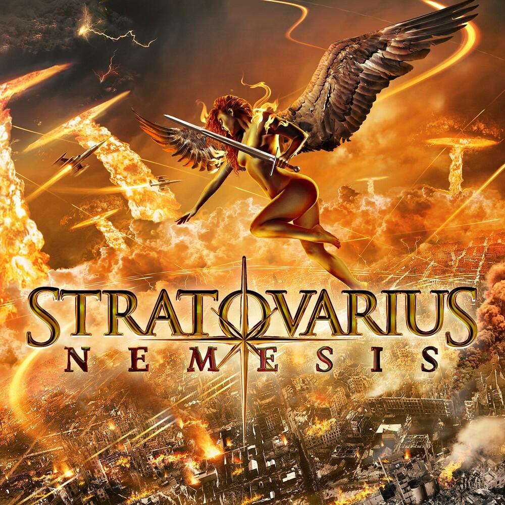 Stratovarius - Nemesis (Colv) (Ltd) (Wht)