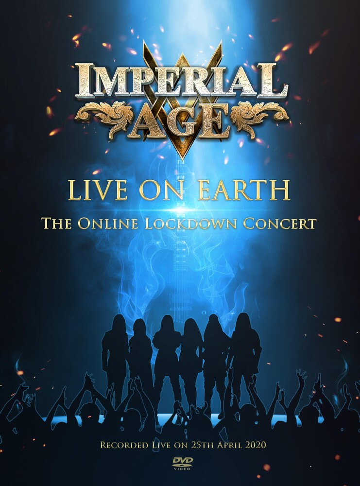 Imperial Age - Live On Earth - The Online Lockdown Concert