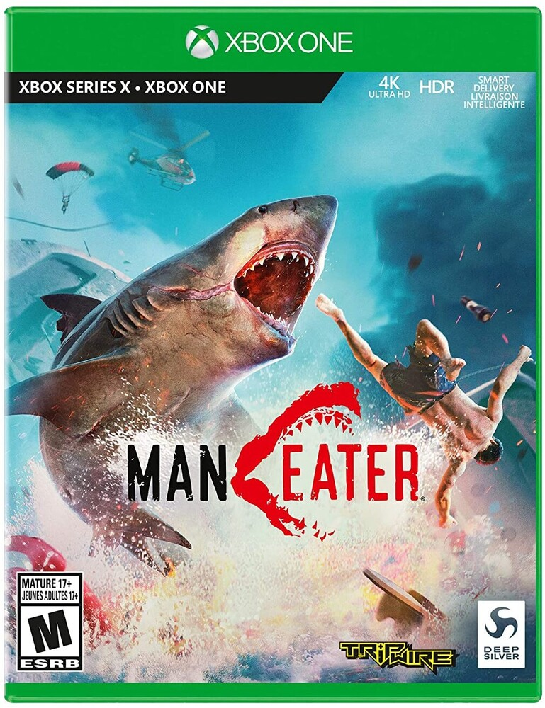 Xb1 Maneater - Xbx Maneater