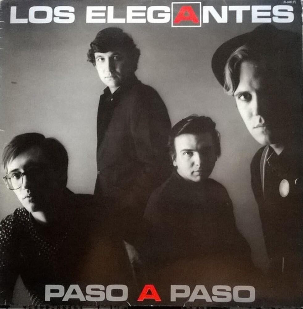 Los Elegantes - Paso A Paso (Spa)
