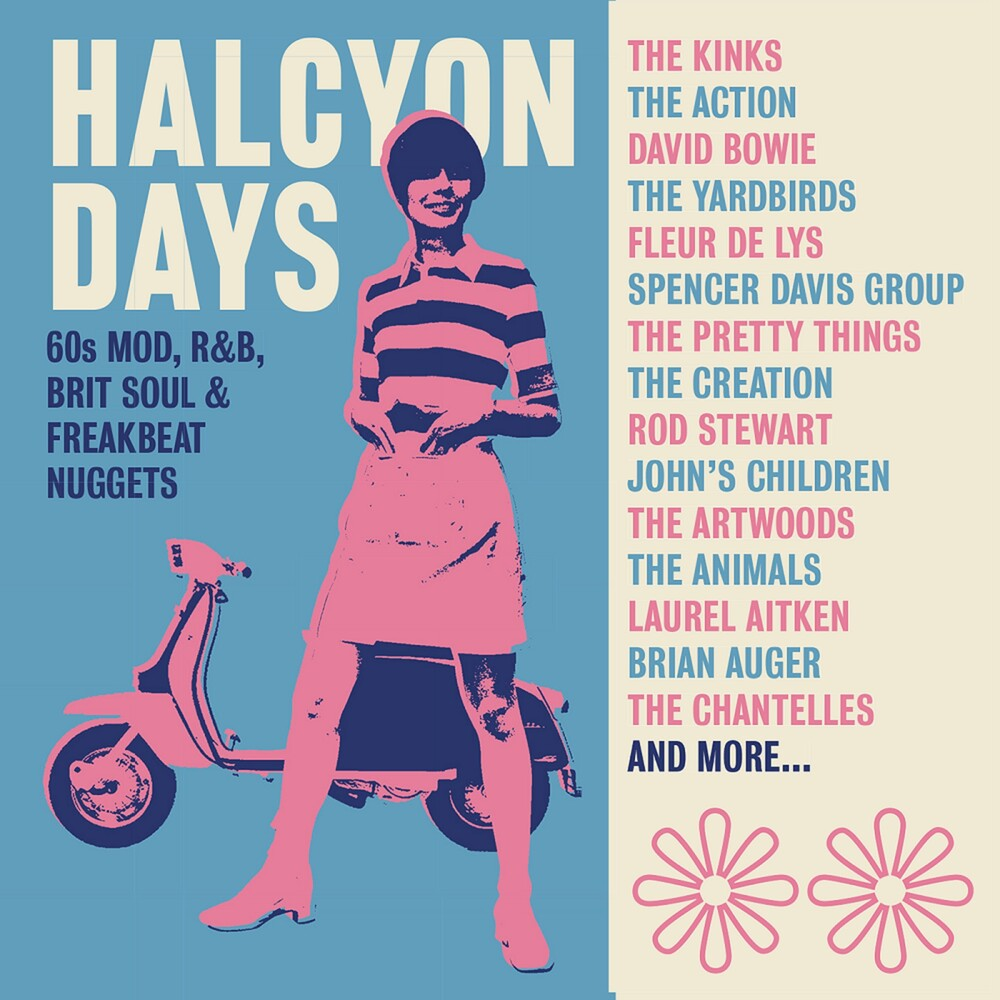 Halcyon Days 60s Mod R&B Brit Soul & Freakbeat - Halcyon Days: 60s Mod R&B Brit Soul & Freakbeat