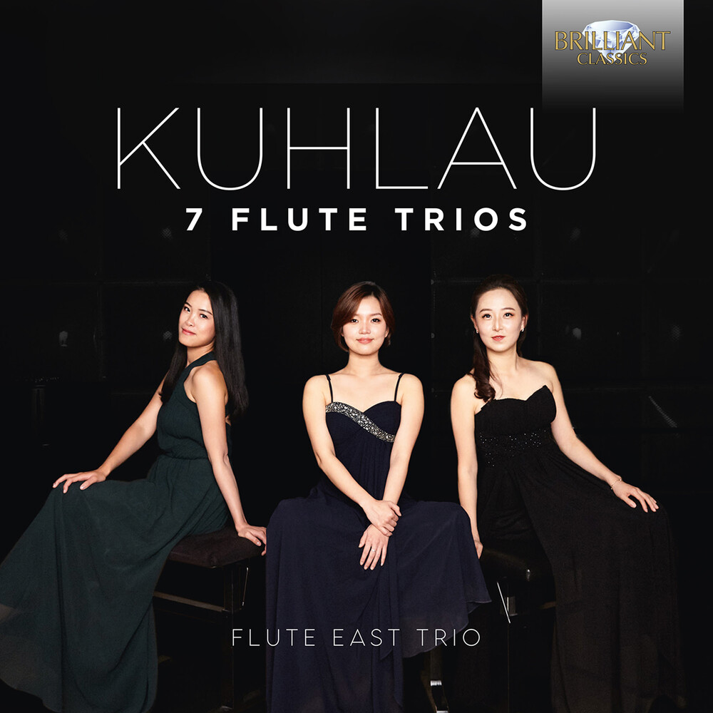 Kuhlau / Flute East Trio - 7 Flute Trios (2pk)