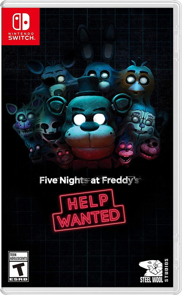 Swi 5 Nights at Freddy's: Help Wanted - Five Nights at Freddy's: Help Wanted for Nintendo Switch