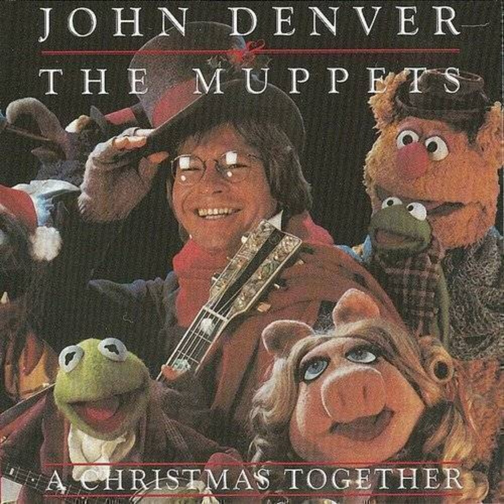 John Denver & The Muppets - A Christmas Together [Translucent Green LP]