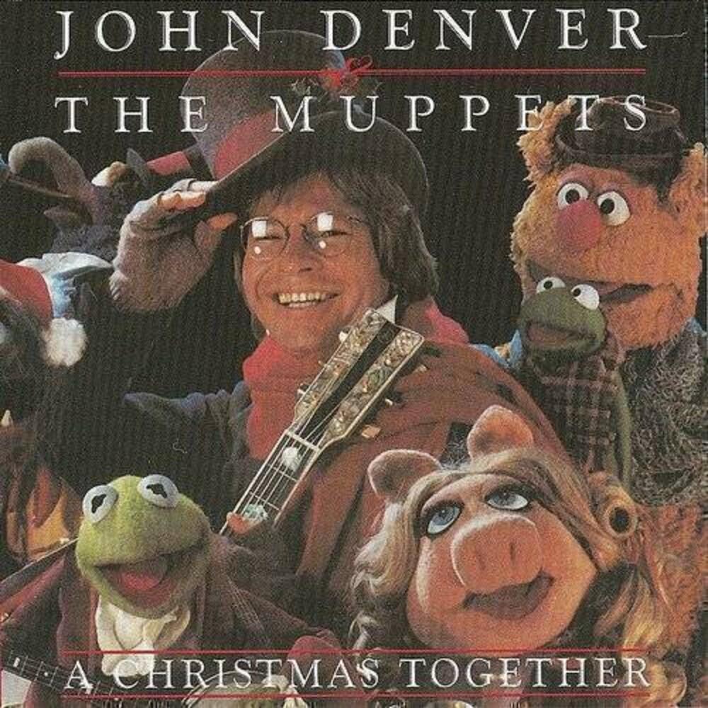 John Denver & The Muppets - Christmas Together (Grn) (Can)