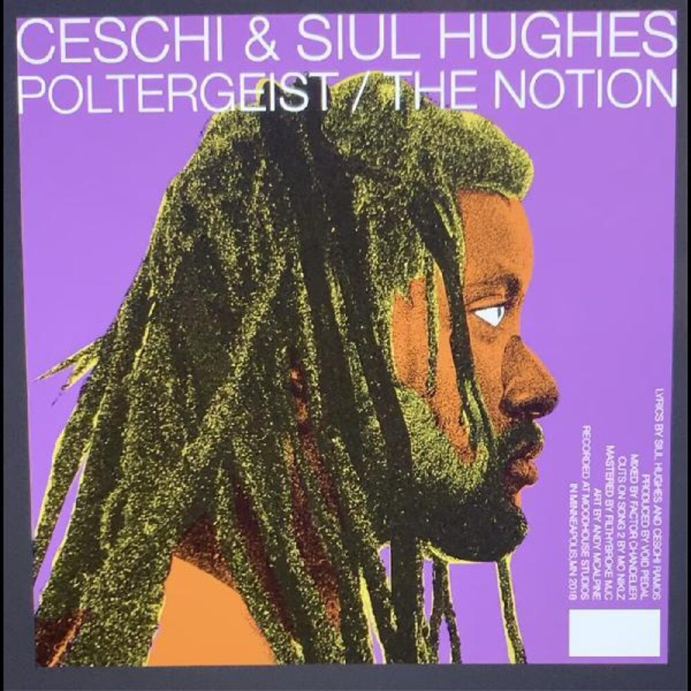 Ceschi & Siul Hughes - Poltergeist / Notion [Download Included]