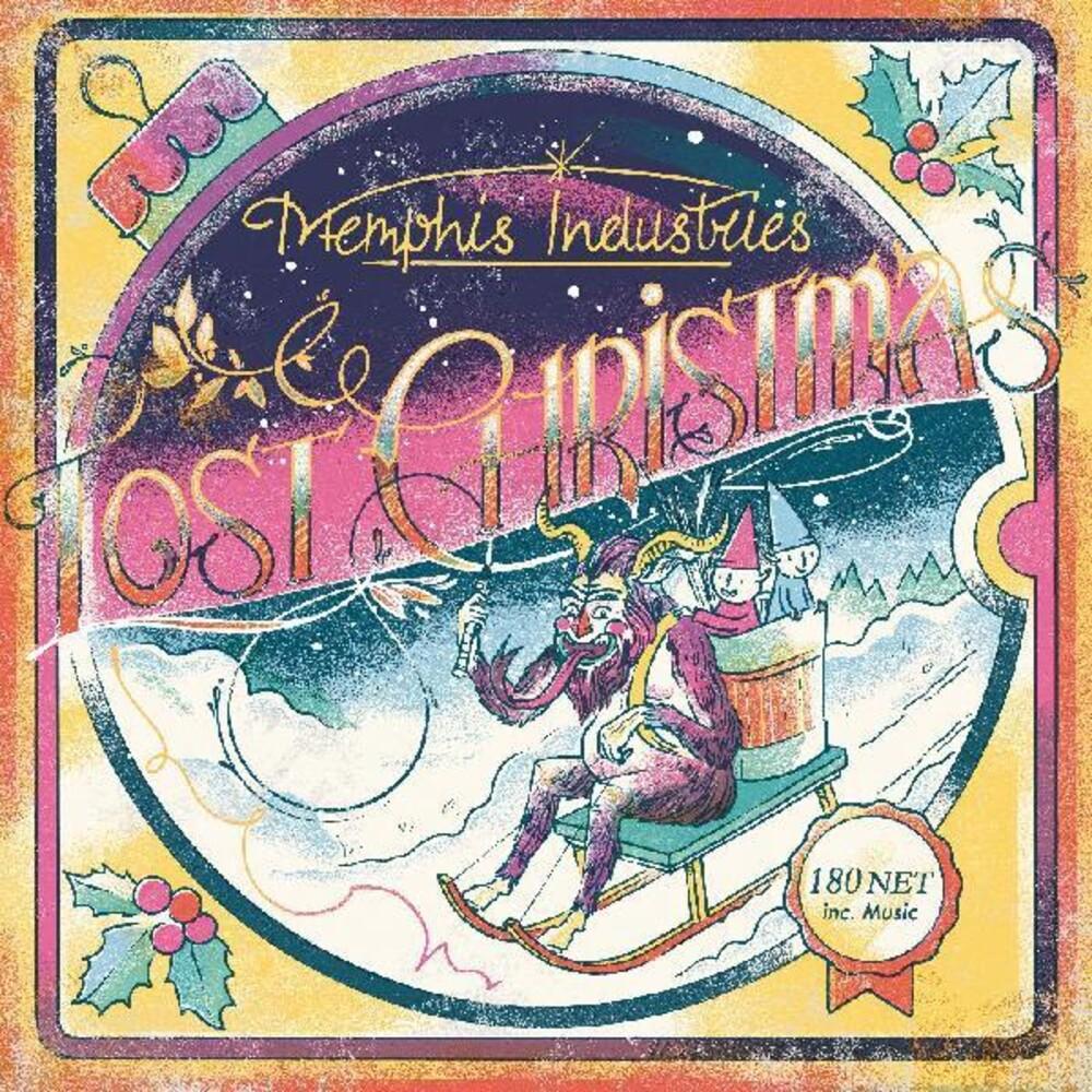 Lost Christmas Festive Memphis Industries / Var - Lost Christmas: Festive Memphis Industries / Var