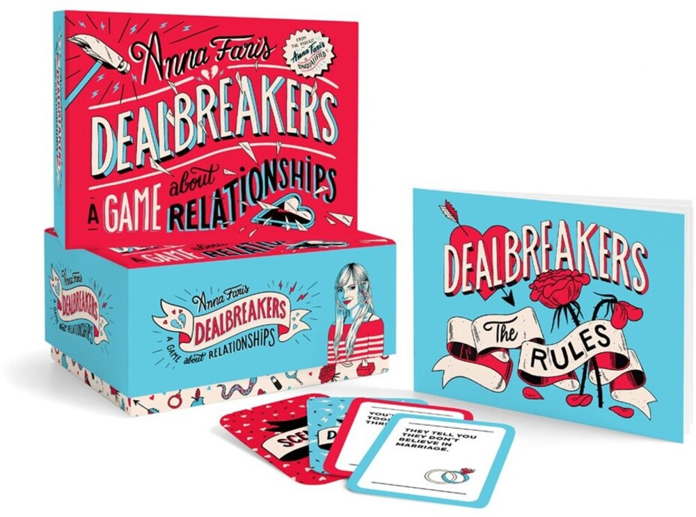Faris, Anna - Anna Faris Dealbreakers: A Game About Relationships