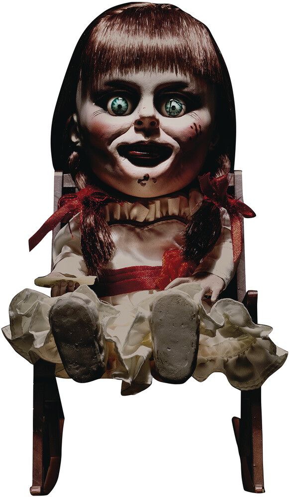 Star Ace Toys - Star Ace Toys - Conjuring Universe Df Annabelle Defo Real PolyresinStatue (Net) (Apr208942)