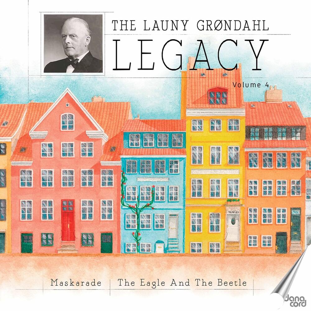 Jeppesen / Grondahl - Launy Grondahl Legacy 4 (2pk)