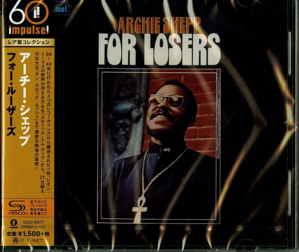 Archie Shepp - For Losers (SHM-CD)