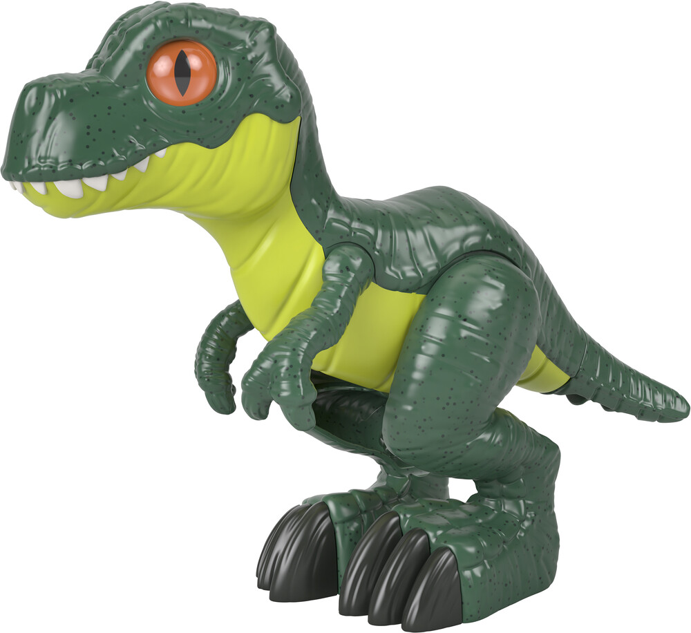 Imaginext Jurassic World - Fisher Price - Imaginext Jurassic World 3 TRex