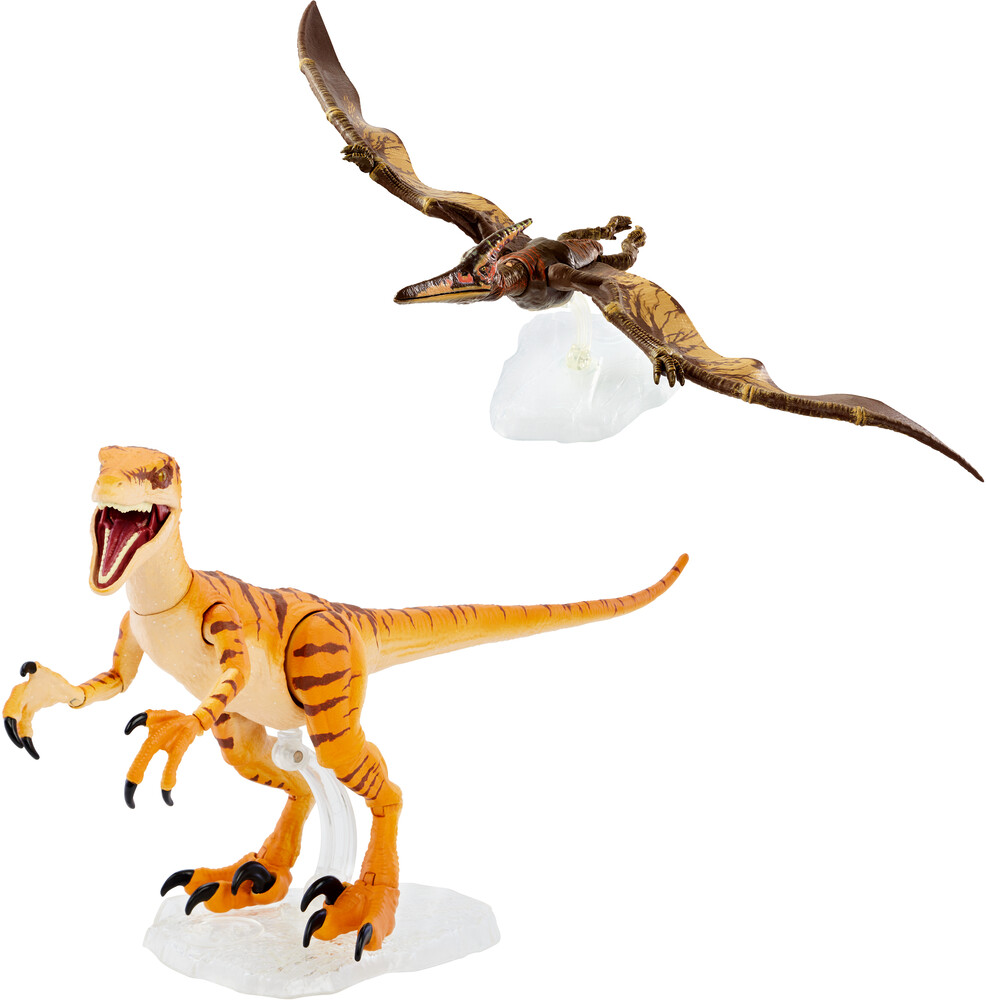Amber Collection Jurassic World - Mattel Collectible - Amber Collection Jurassic World DinosaurAssortment