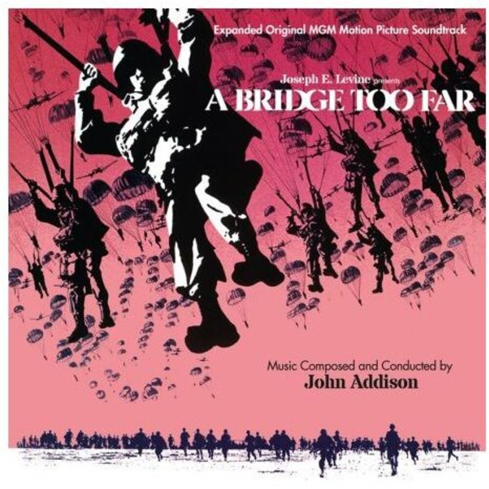 Addison, John - Bridge Too Far (Original Soundtrack) [Expanded Edition]