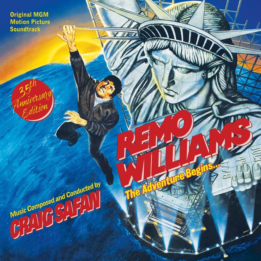 Craig Safan - Remo Williams: The Adventure Begins (Original MGM Motion Picture Soundtrack)