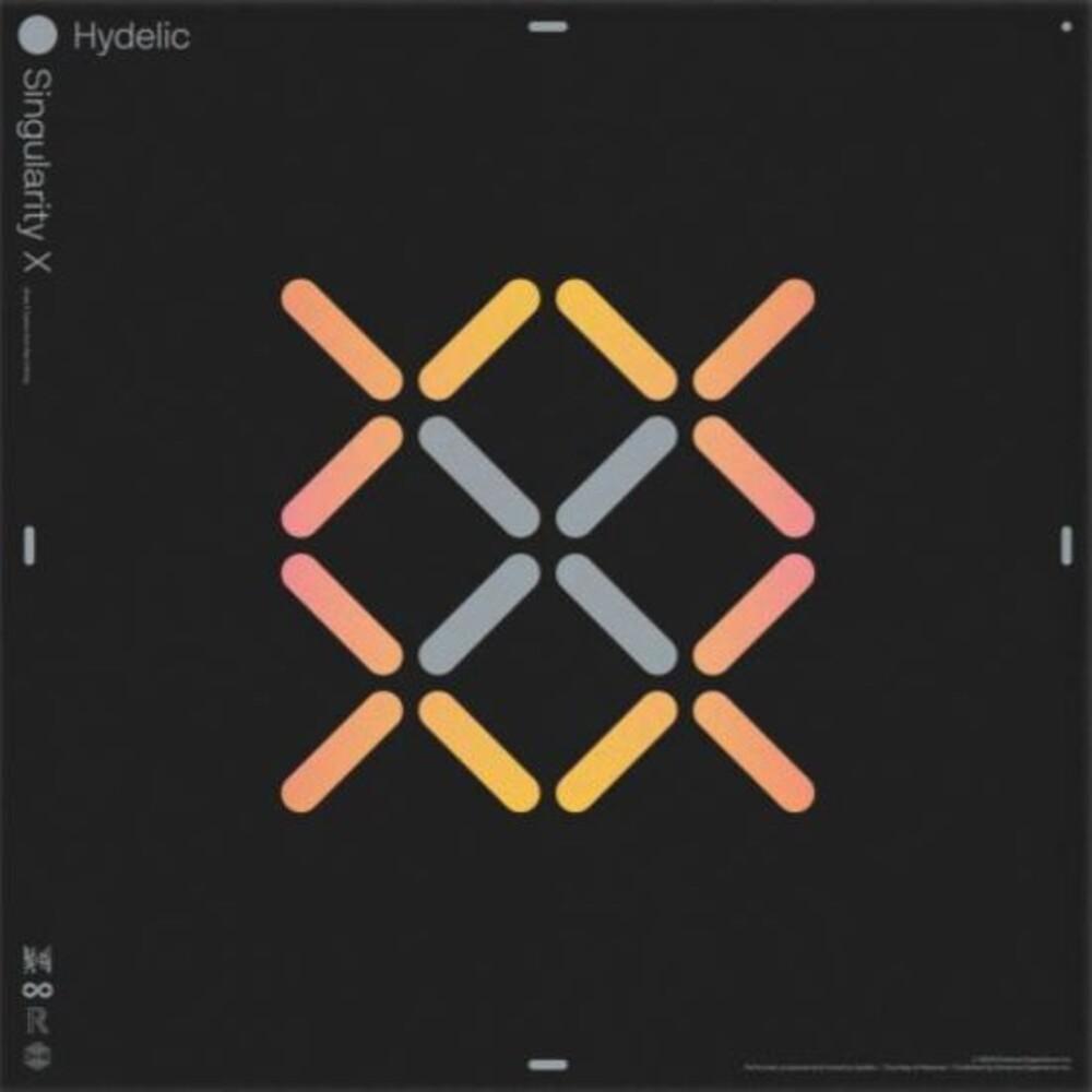 Hydelic (Org) - Rez Infinite: Area X (Orange Vinyl)