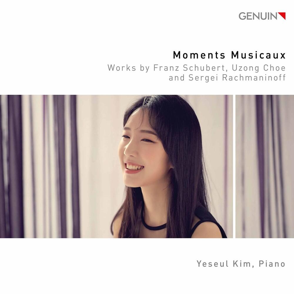 Choe / Yeseul Kim - Moments Musicaux