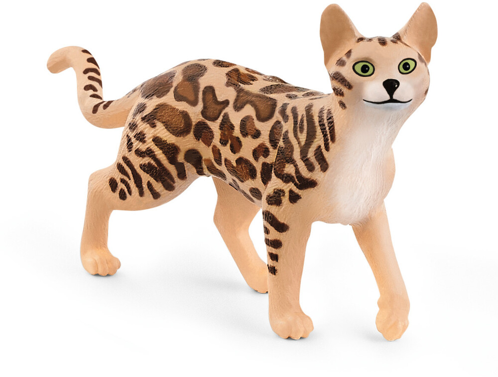 Schleich - Bengal Cat