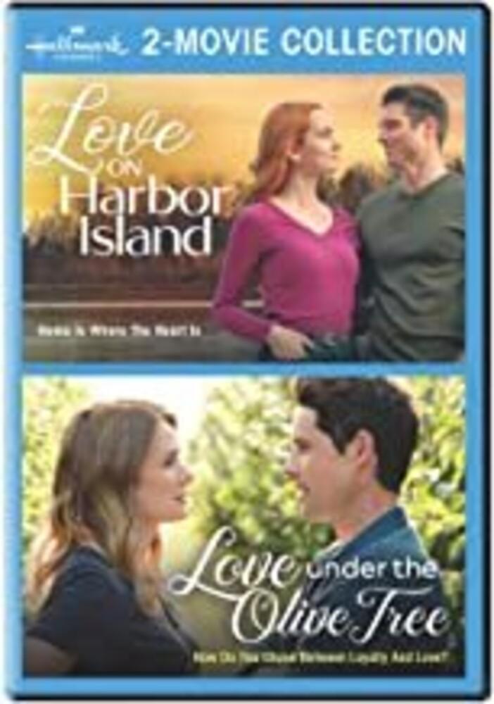 Hallmark 2-Movie Collection: Love on Harbor DVD - Love on Harbor Island / Love Under the Olive Tree (Hallmark 2-Movie Collection)