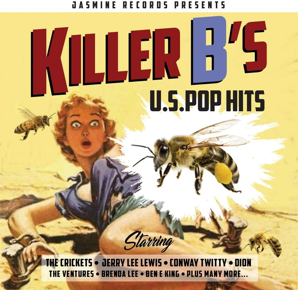 Killer B's: U.S. Pop Hits / Various - Killer B's: U.S. Pop Hits / Various