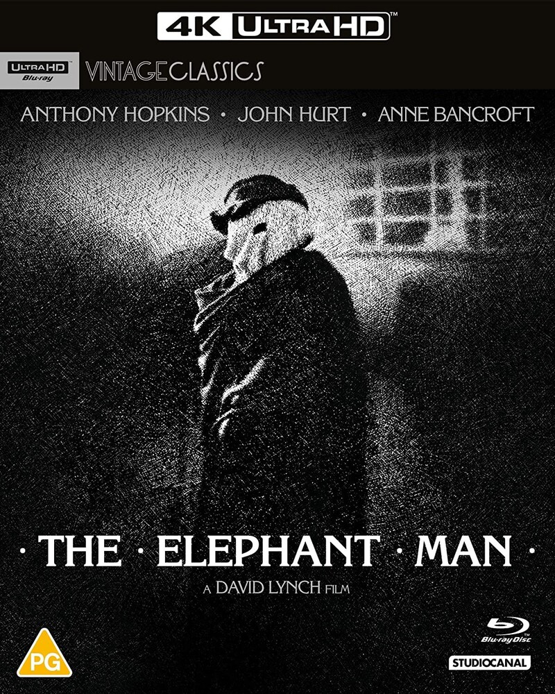 Elephant Man: 40th Anniversary - Elephant Man: 40th Anniversary (3pc) / (4k Uk)