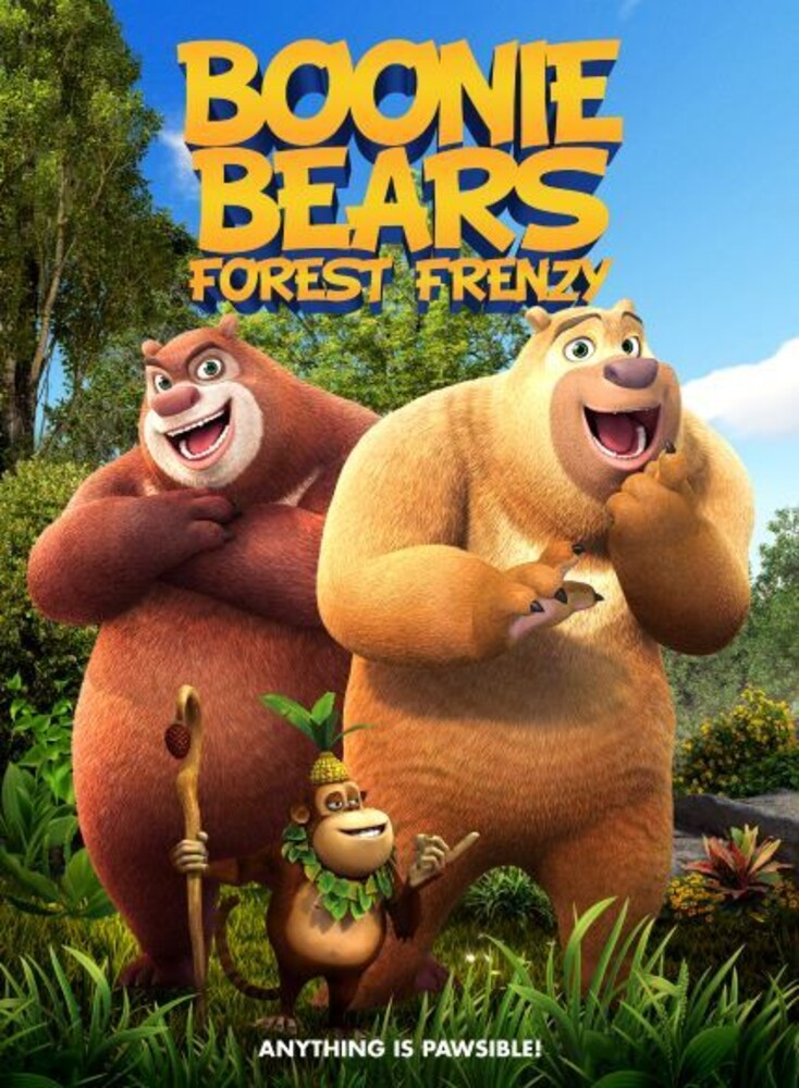 Boonie Bears Forest Frenzy - Boonie Bears Forest Frenzy