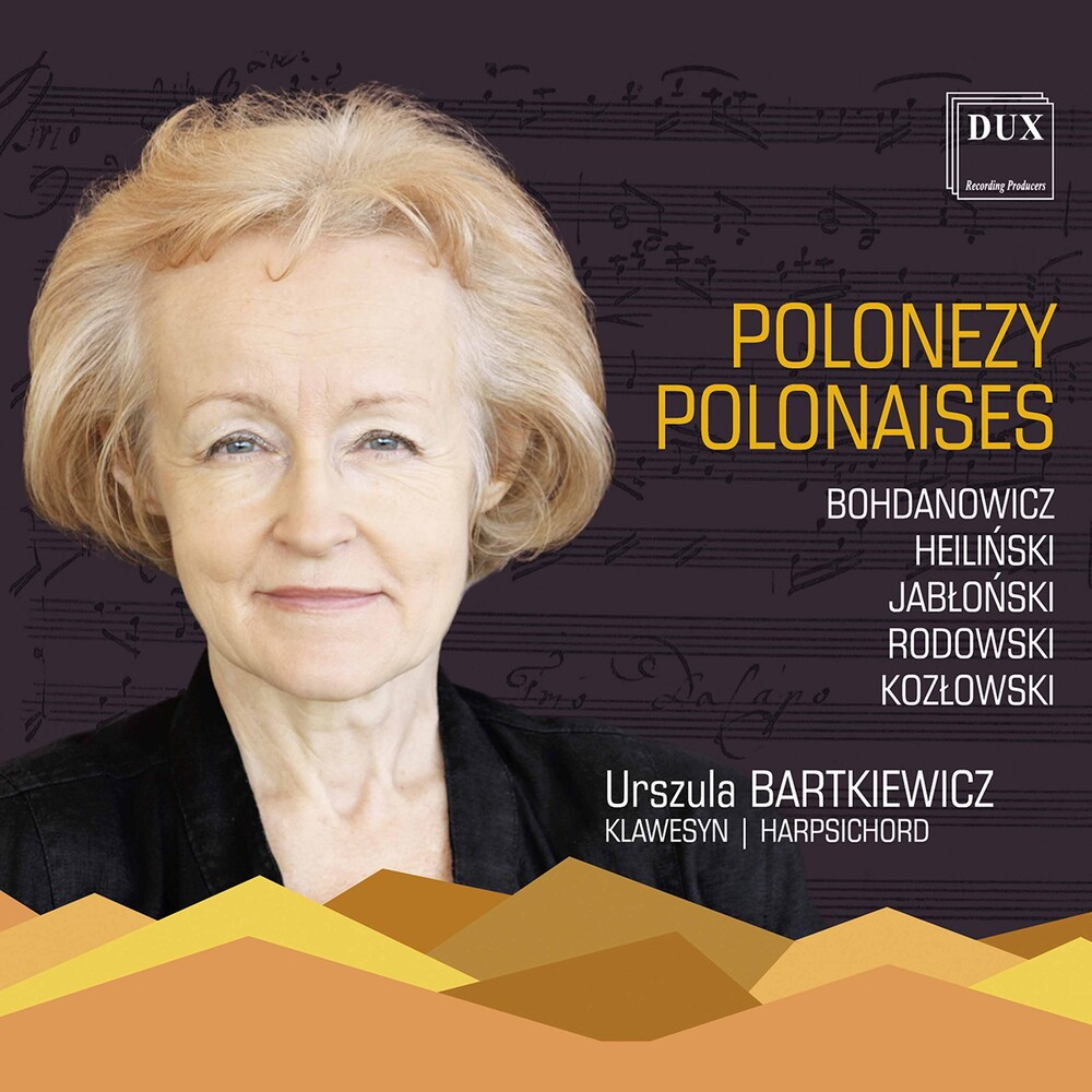 Urszula Bartkiewicz - Polonezy Polonaises