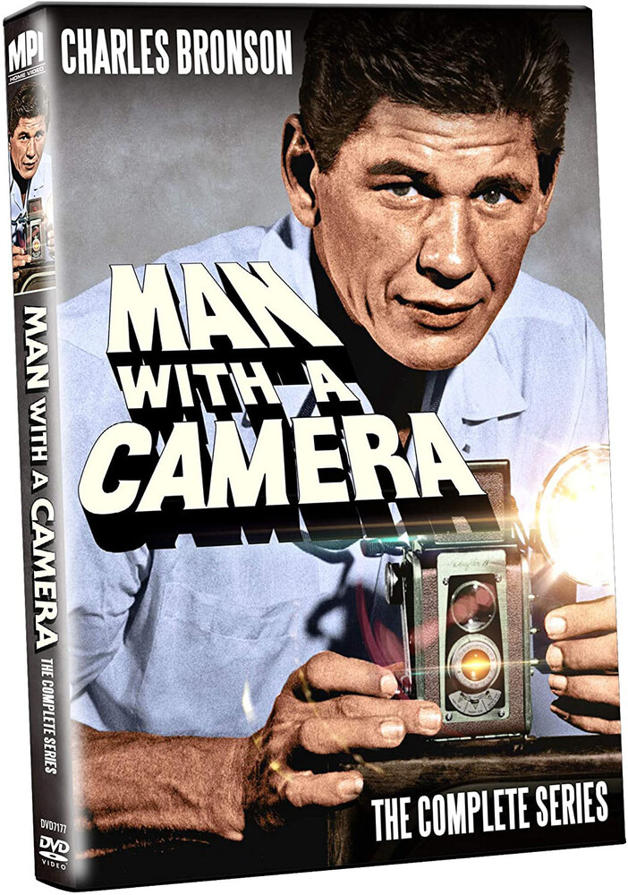 - Man With A Camera: The Complete Series