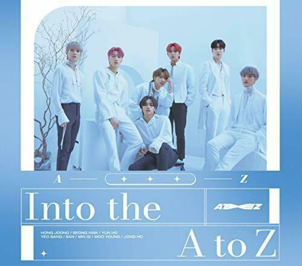 Ateez - Into The A To Z (W/Dvd) [Limited Edition] (Jpn)