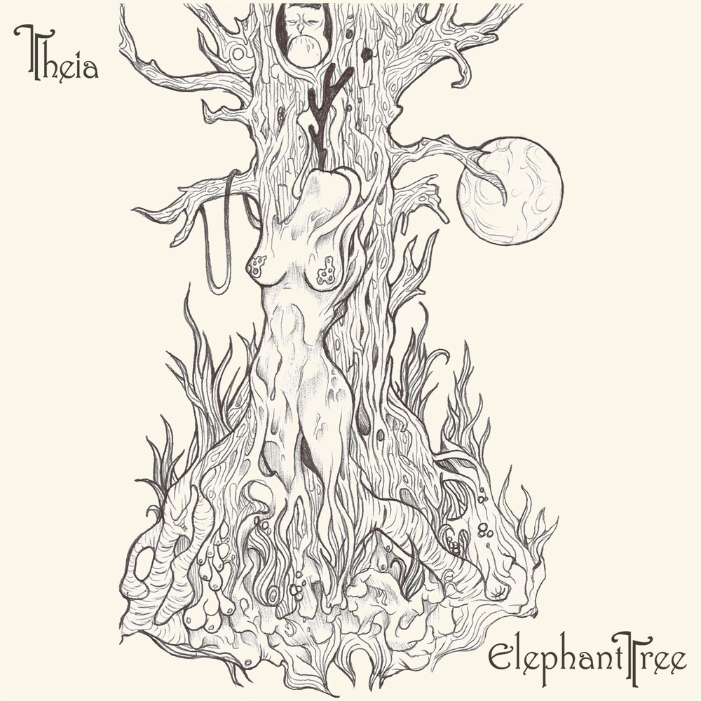 Elephant Tree - Theia (Purple/Violet Marble Vinyl) [Colored Vinyl] (Purp)