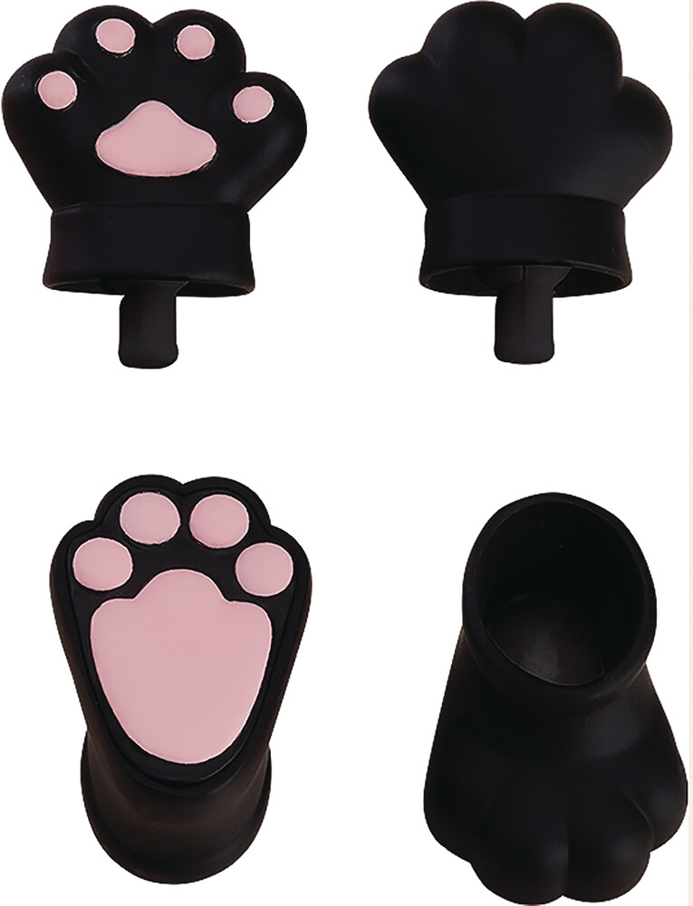 - Nendoroid Doll Animal Hand Parts Set Black Version