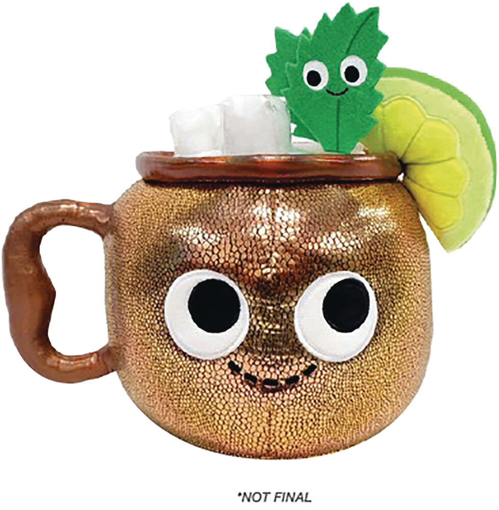 - Yummy World Happy Hour Moscow Mule 10in Plush
