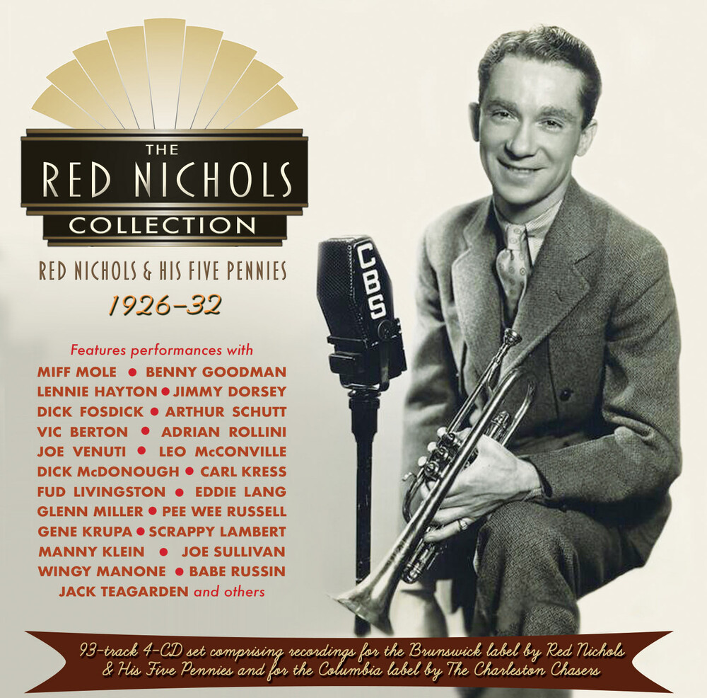 Red Nichols  & The Five Pennies - Collection 1926-32