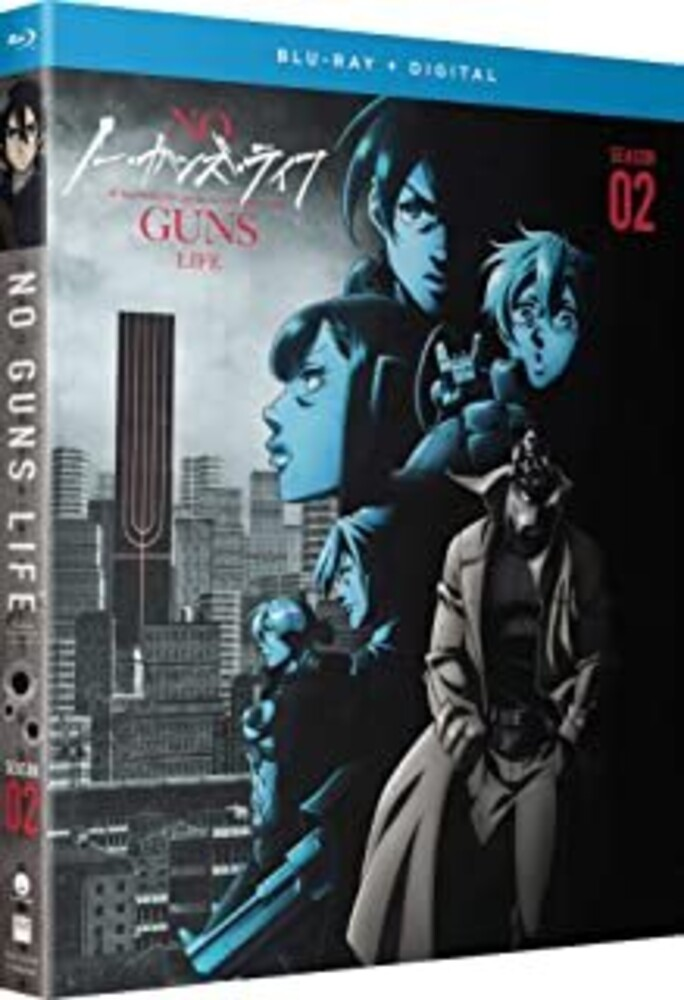- No Guns Life: Season Two (2pc) / (2pk Digc)