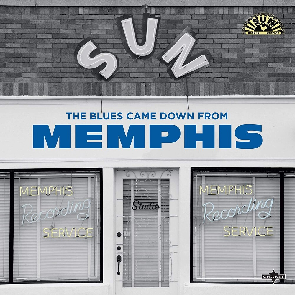 Blues Came Down From Memphis / Various (Blue) - Blues Came Down From Memphis / Various (Blue)