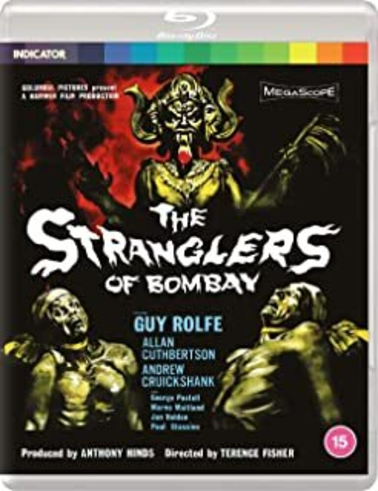 - Stranglers Of Bombay (Standard Edition) / (Uk)