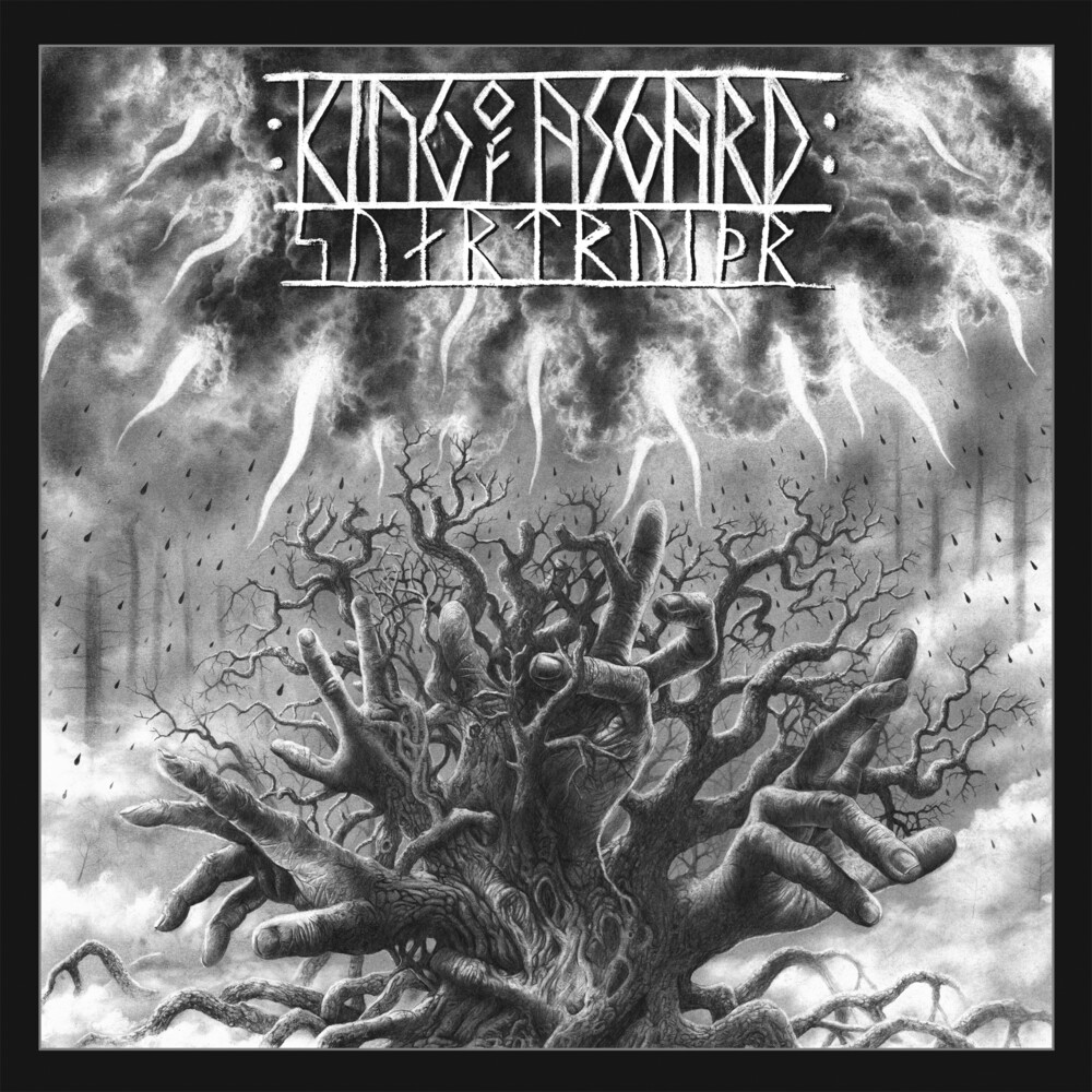 King Of Asgard - Svartrvidr [Digipak]