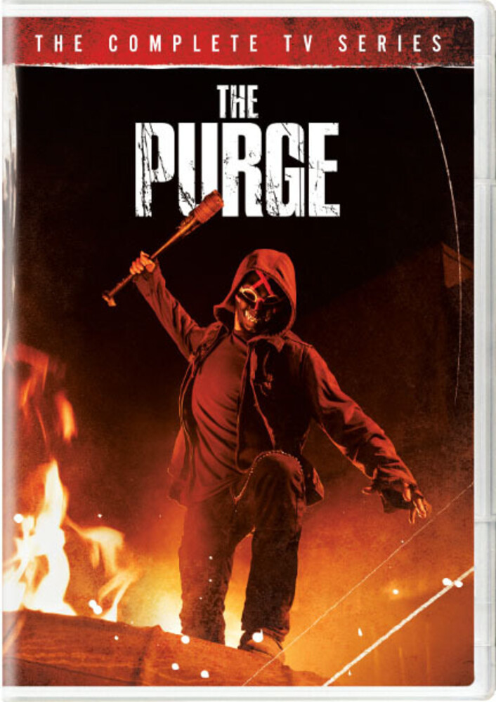 - Purge: Complete Tv Series (4pc) / (Box)