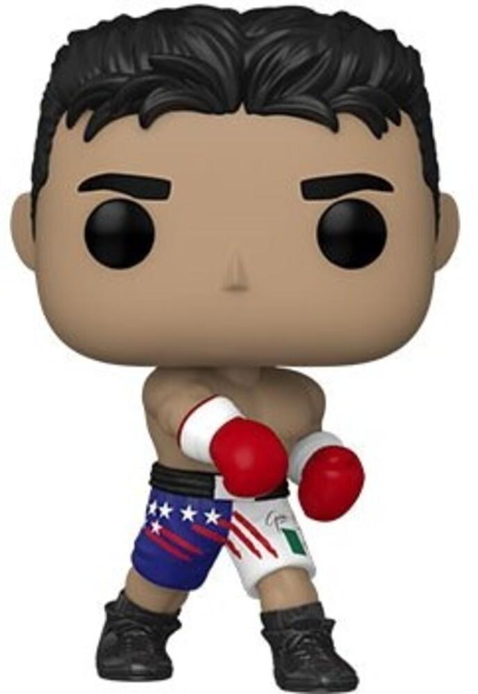 Funko Pop! Boxing: - Oscar De La Hoya (Vfig)
