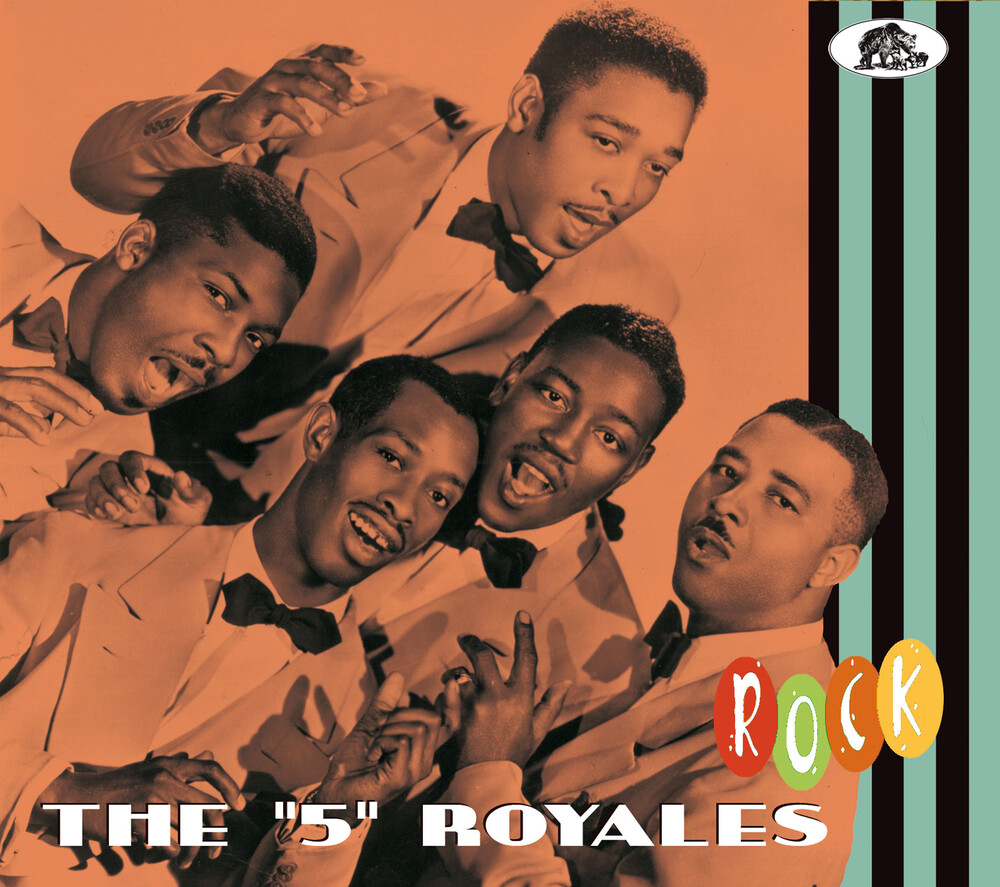 5 Royales - Rock [With Booklet] [Digipak]