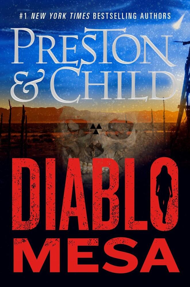 Douglas Preston  / Child,Lincoln - Diablo Mesa (Hcvr)