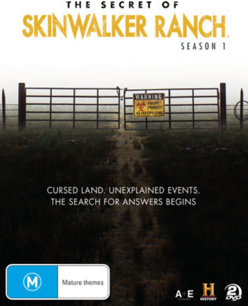 - Secret Of Skinwalker Ranch: Season 1 [NTSC/0]