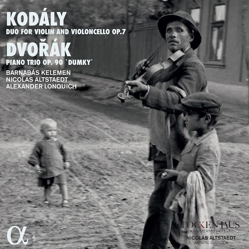Dvorak / Kelemen / Lonquich - Duo For Violin & Violoncello