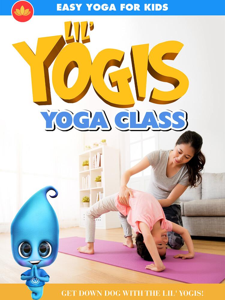 - Lil' Yogis: Yoga Class