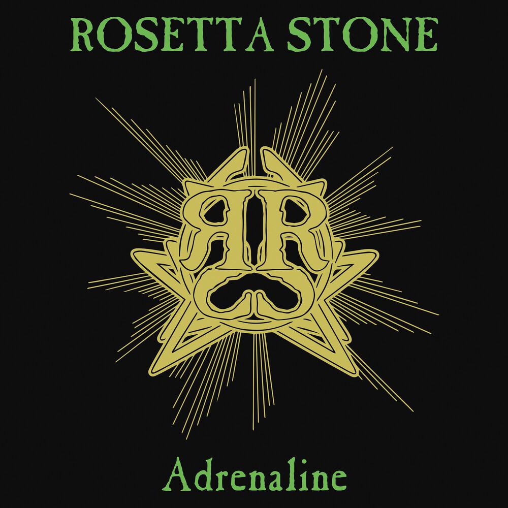 Rosetta Stone - Adrenaline [Colored Vinyl] [Deluxe] (Gate) [Reissue]
