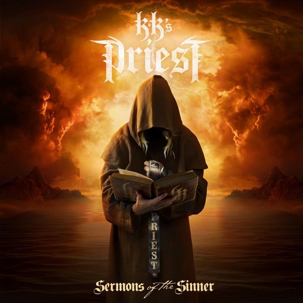 Kk's Priest - Sermons Of The Sinner (White Vinyl) (W/Cd) [Colored Vinyl]