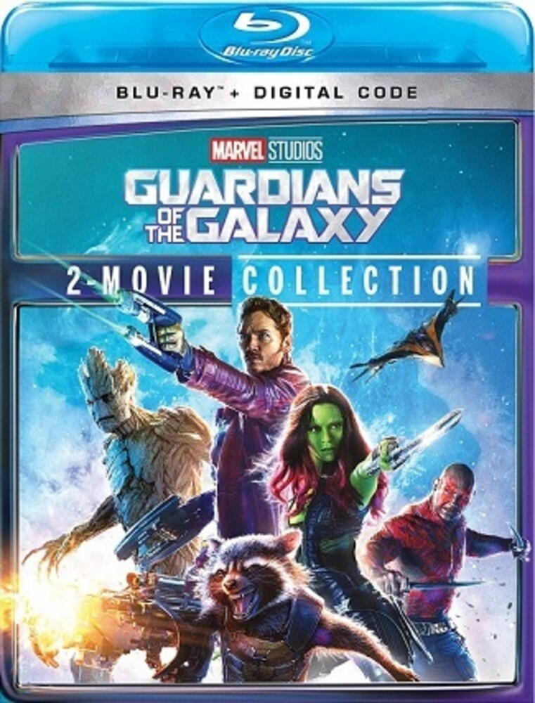 - Guardians Of The Galaxy / Guardians Of Galaxy 2