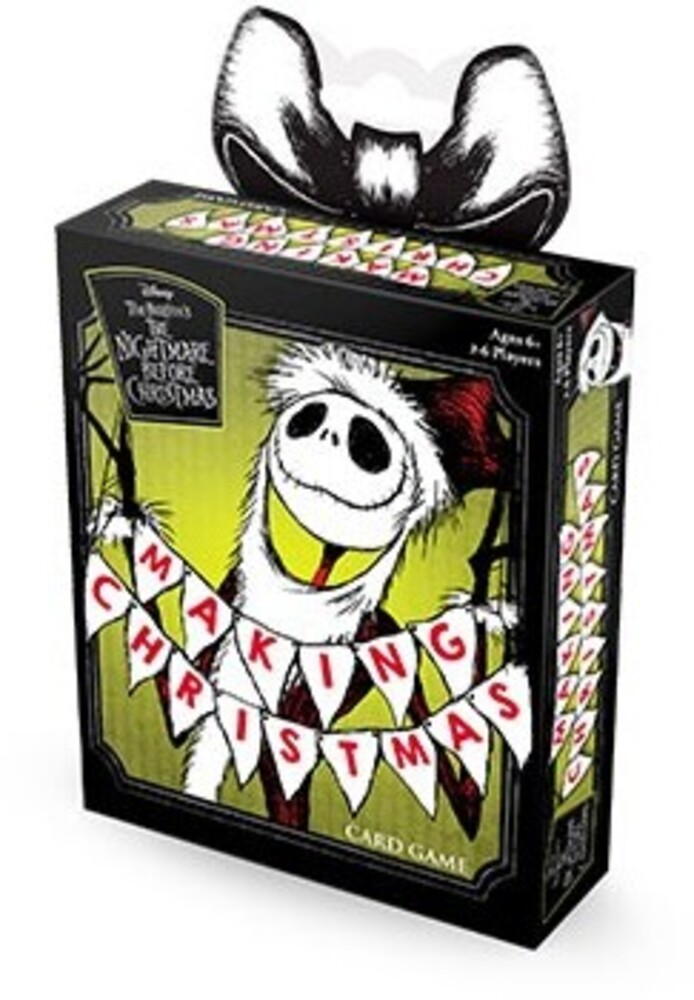 Funko Games: - Nightmare Before Christmas Card Game (Vfig)
