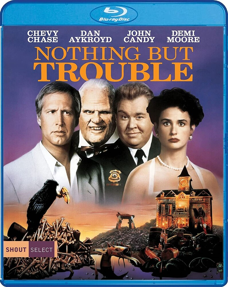 Nothing But Trouble (1991) - Nothing But Trouble (1991)