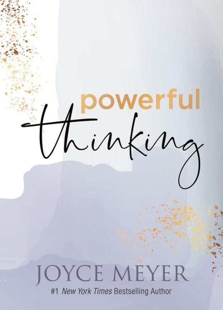 Joyce Meyer - Powerful Thinking (Hcvr)